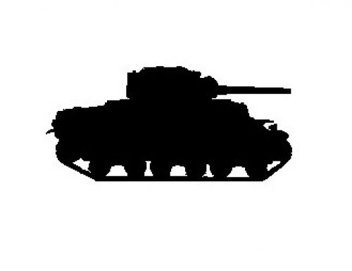 Model Kits - Military Vehicles